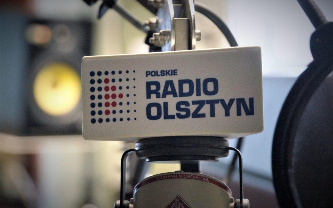 Polskie Radio Olsztyn wśród najchętniej słuchanych stacji w Olsztynie!