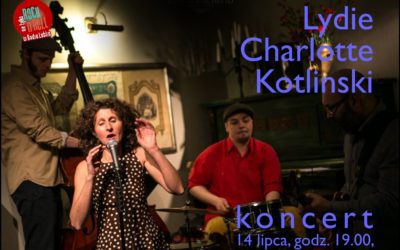 Radio Lublin zaprasza na koncert  Lydie Charlotte Kotlinski