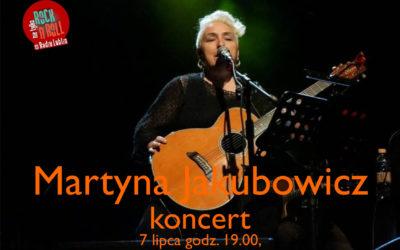 Radio Lublin zaprasza na koncert Martyny Jakubowicz