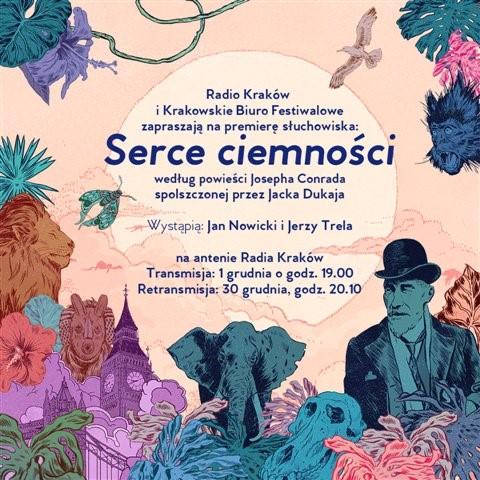 Jan Nowicki i Jerzy Trela w słuchowisku Radia Kraków