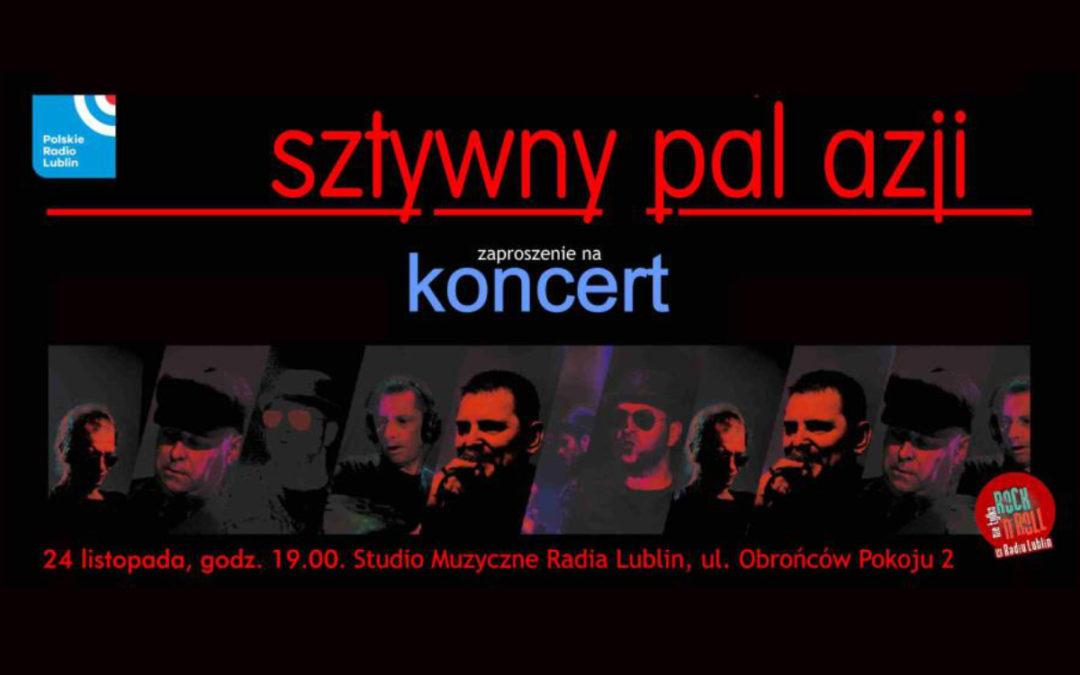 Sztywny Pal Azji w Radiu Lublin