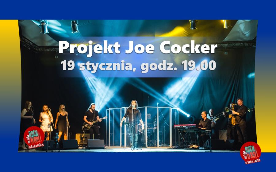 Radio Lublin zaprasza na Joe Cocker Project
