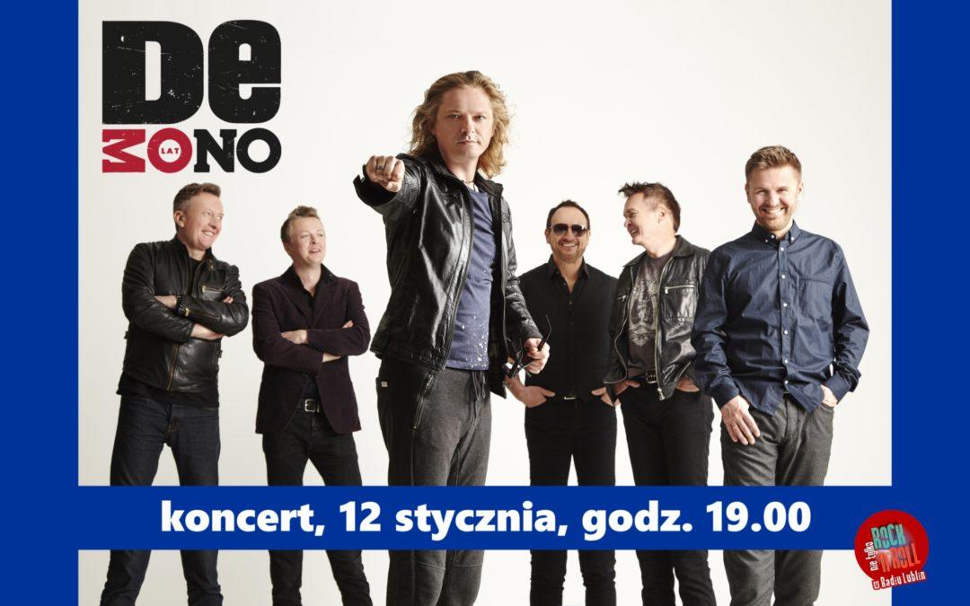 Radio Lublin zaprasza na koncert DeMono