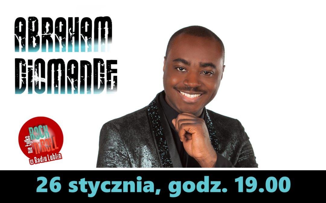 Radio Lublin zaprasza na koncert  Abrahama Diomande