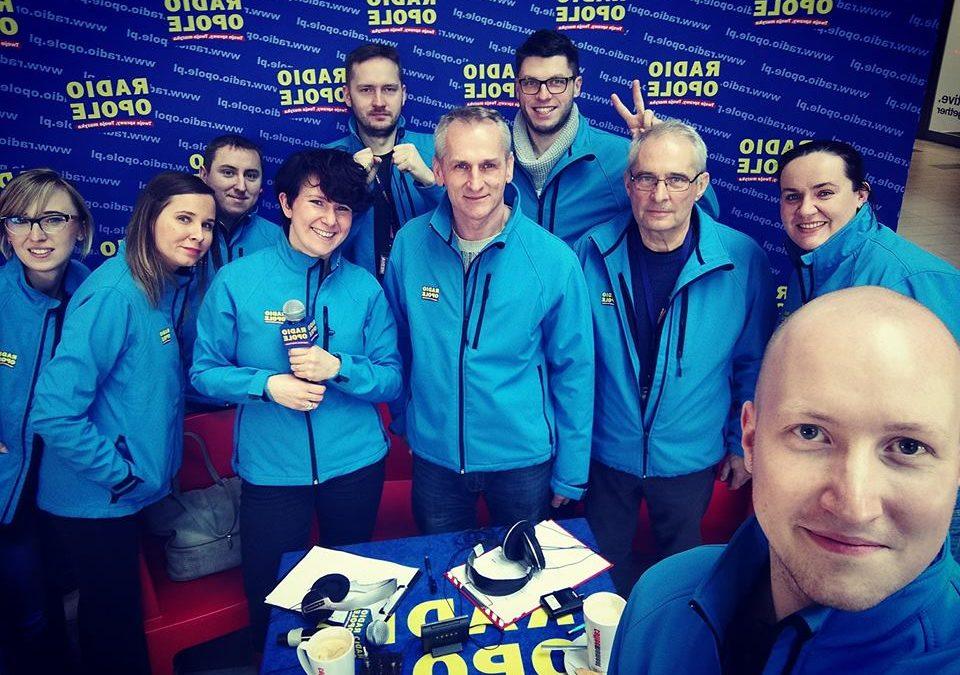 Światowy Dzień Radia w Radiu Opole