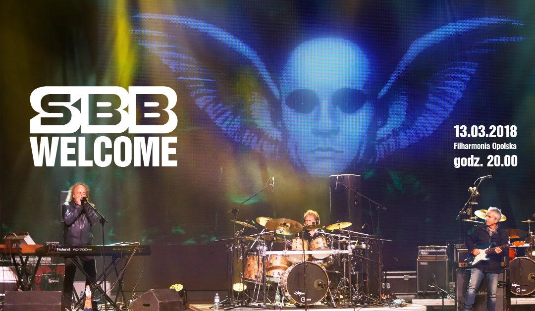 """Radio Opole zaprasza na koncert """"SBB Welcome 1978-2018"""""""