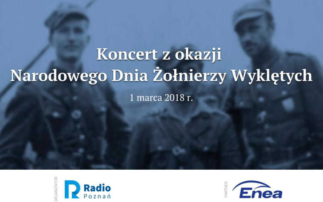 Radio Poznań zaprasza na koncert upamiętniający bohaterów