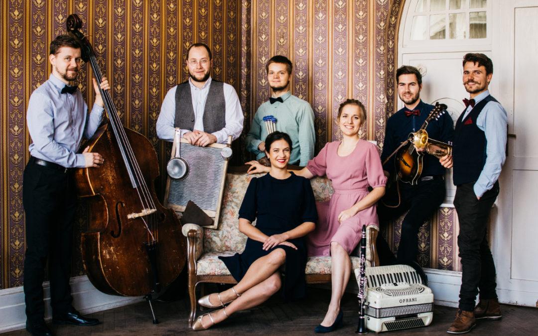 Warszawska Orkiestra Sentymentalna w Radiu Lublin