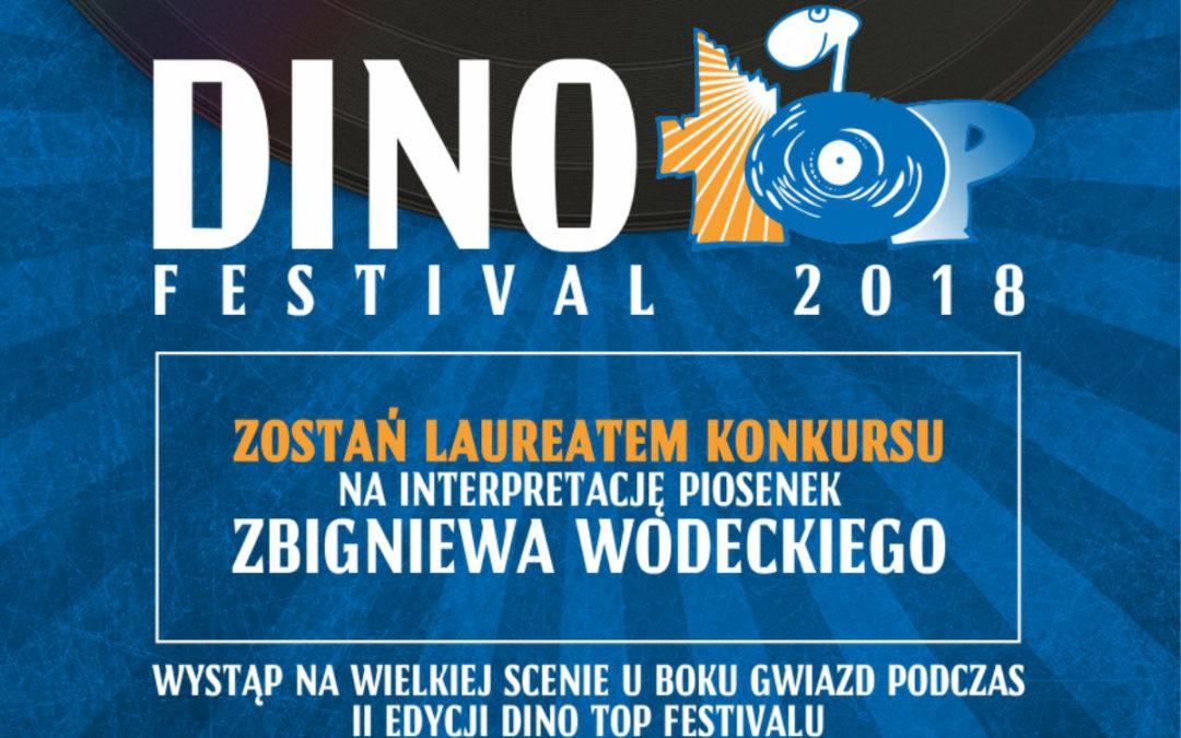Polskie Radio Rzeszów i Audytorium17 zapraszają na DINO TOP FESTIVAL