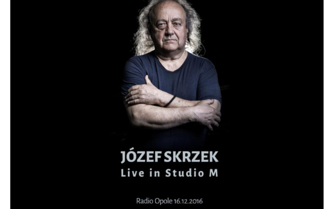 """Zabezpieczony: """"Józef Skrzek Live in Studio M"""" DVD"""