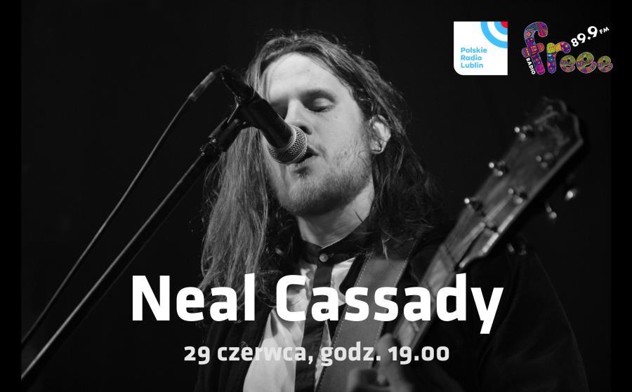 Koncert Neal Cassady w Radio Lublin