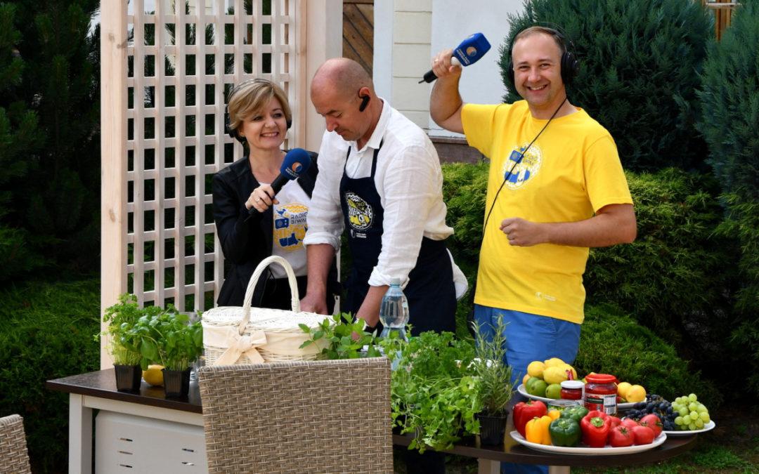 Polskie Radio Rzeszów wystartowało z letnią audycjąRadioBiwak