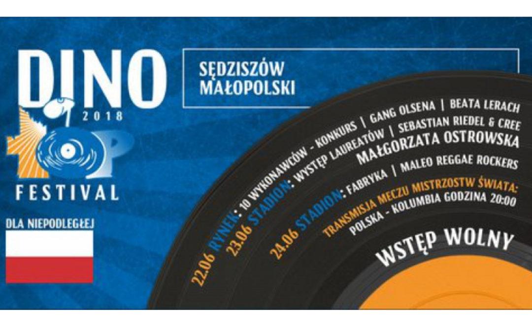 Rusza Dino Top Festival 2018