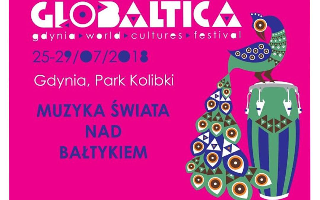 Festiwal Kultur Świata Globaltica z Radiem Gdańsk