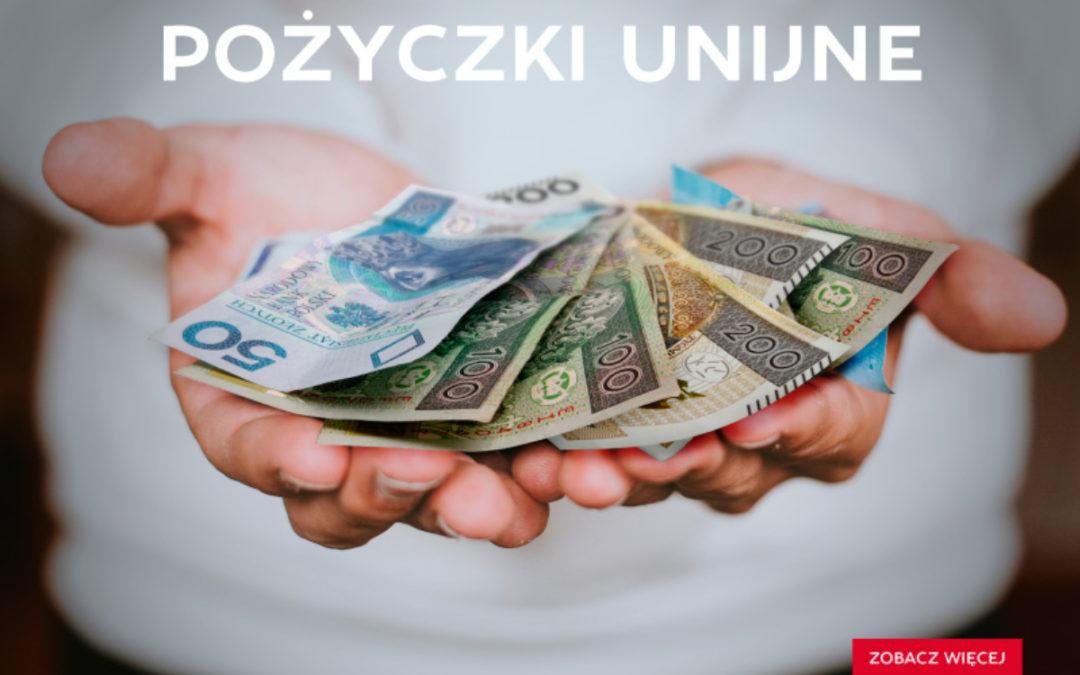 Pożyczki unijne w Twoim regionie