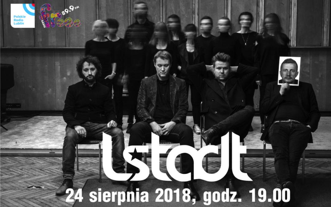 L.Stadt wystąpi w Radiu Lublin