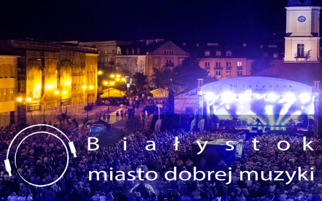 Wielki koncert na koniec wakacji z Polskim Radiem Białystok