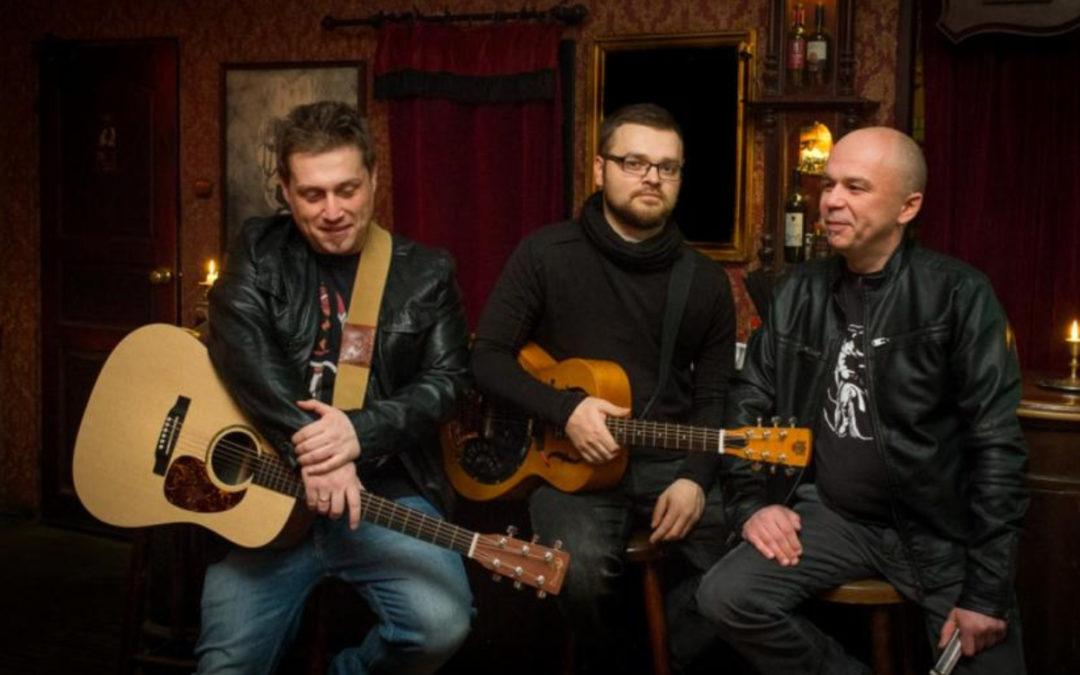 Drabina Jakuba Trio w Radiu Rzeszów