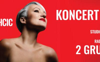 Koncert live w studiu Radia Białystok – Ewa Szlachcic