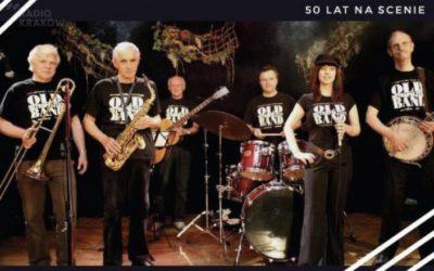 Radio Kraków zaprasza na koncert Old Metropolitan Band – 50 lat na scenie!