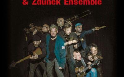 Kazik + Zdunek Ensemble w sali koncertowej Radia Wrocław