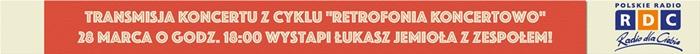 """Trzeci koncert z cyklu """"Retrofonia koncertowo"""" w RDC"""