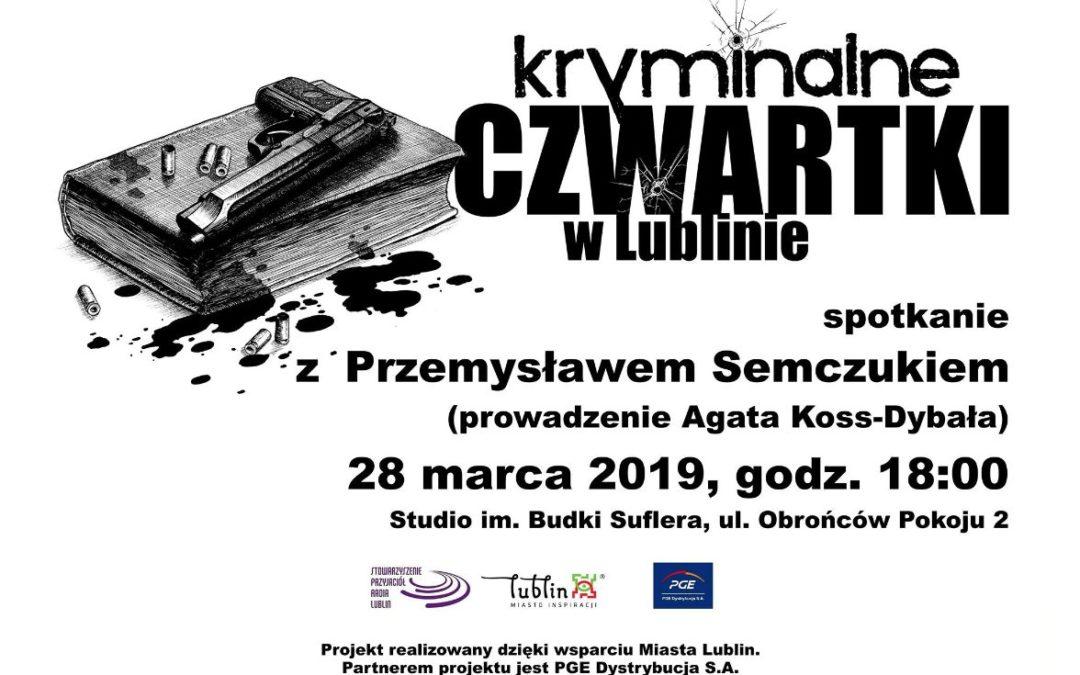 Kryminalne czwartki w Radio Lublin