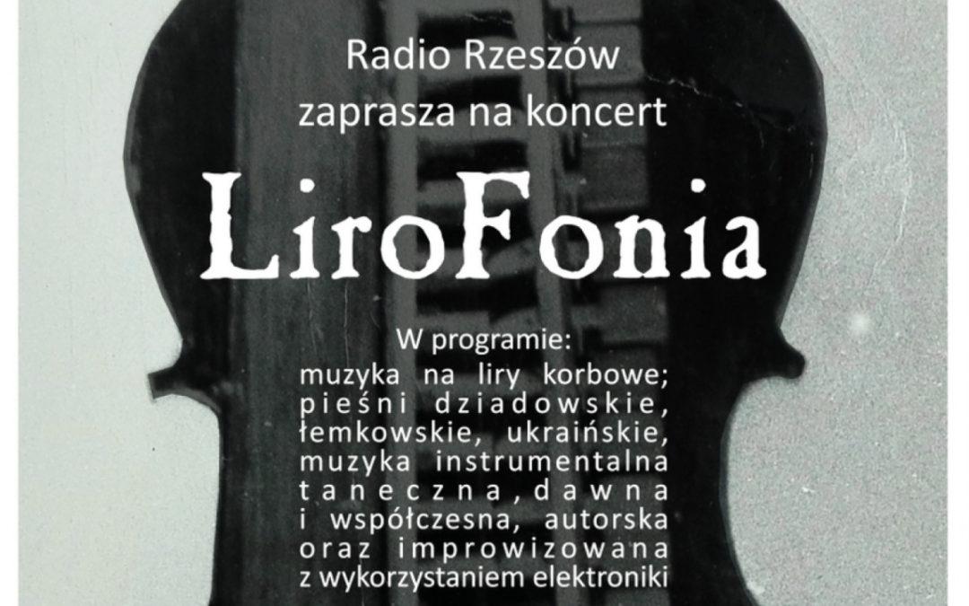 LiroFonia w Radiu Rzeszów