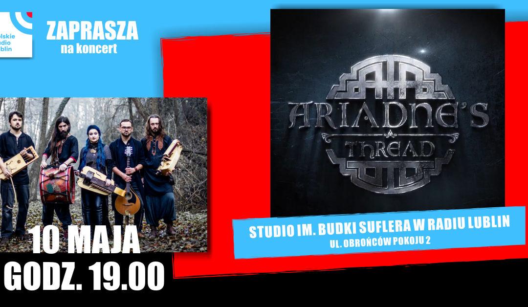 Radio Lublin zaprasza na koncert Ariadne's Thread