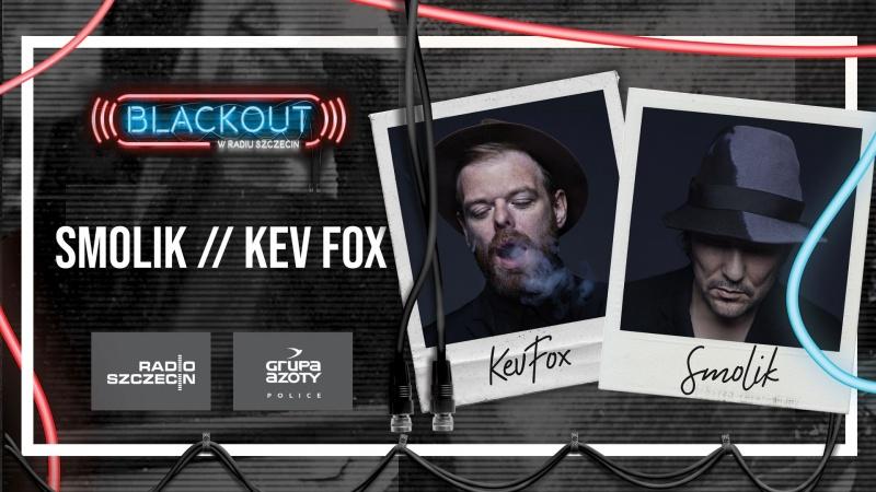 Koncert Smolik/Kev Fox w Radiu Szczecin