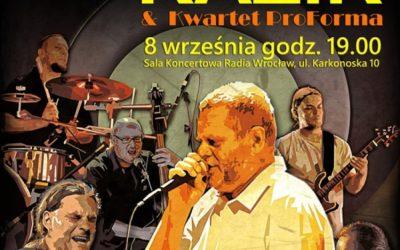Kazik & Kwartet proforma w Radiu Wrocław