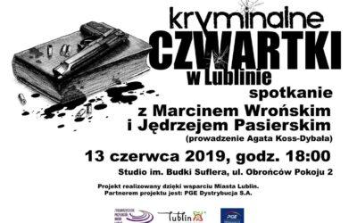 Kryminalny czwartek w Radio Lublin