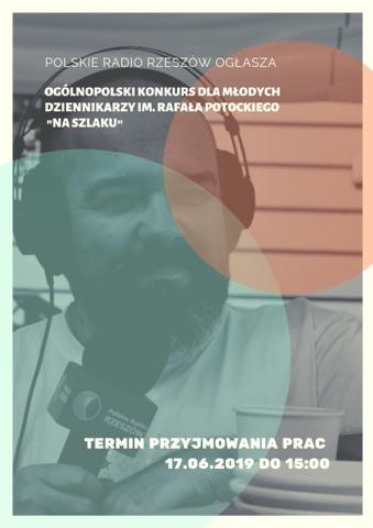 Konkurs dla młodych dziennikarzy z Radiem Rzeszów