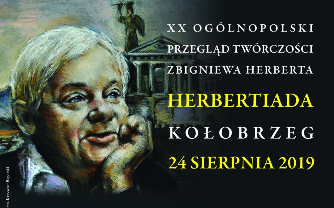 Audytorium 17 zaprasza na 20. jubileuszową Herbertiadę