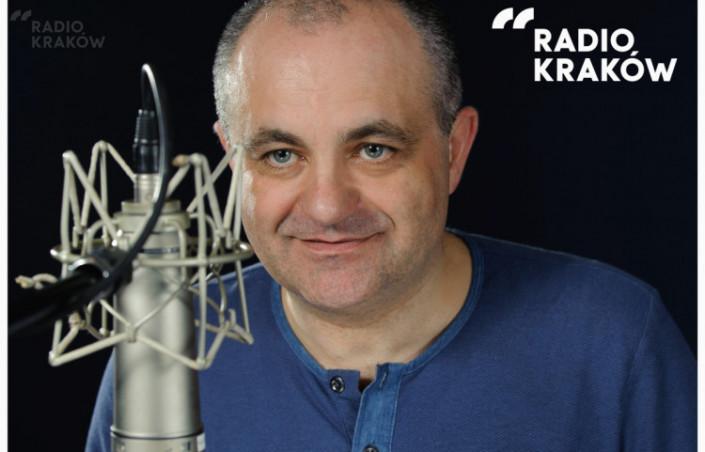 """W radiowej bibliotece Radia Kraków fragmenty """"Srebra ryb"""""""
