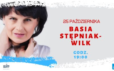 Koncert Basi Stępniak-Wilk w Radiu Lublin