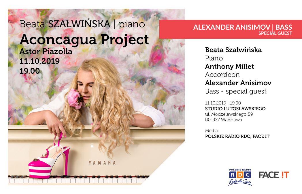 Radio Dla Ciebie zaprasza na koncert Beaty Szałwińskiej