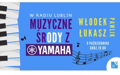Koncert Włodek Pawlik & Łukasz Pawlik w Radiu Lublin