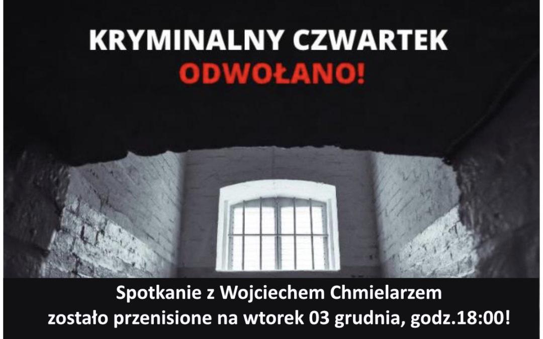 Kryminalne czwartki w Radiu Lublin