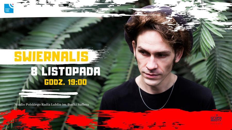 Swiernalis – koncert w Radiu Lublin