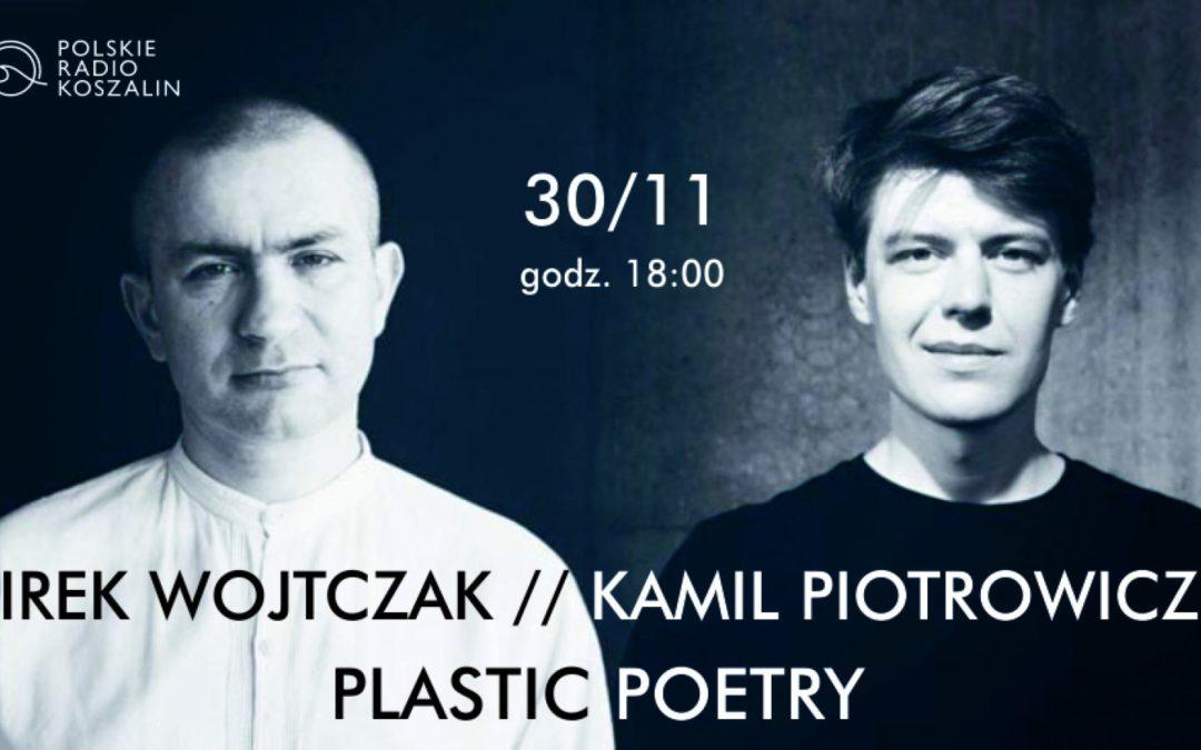 Irek Wojtczak i Kamil Piotrowicz na Jazzowej Scenie Radia Koszalin
