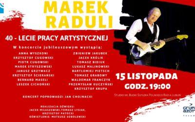 Marek Raduli w Radiu Lublin