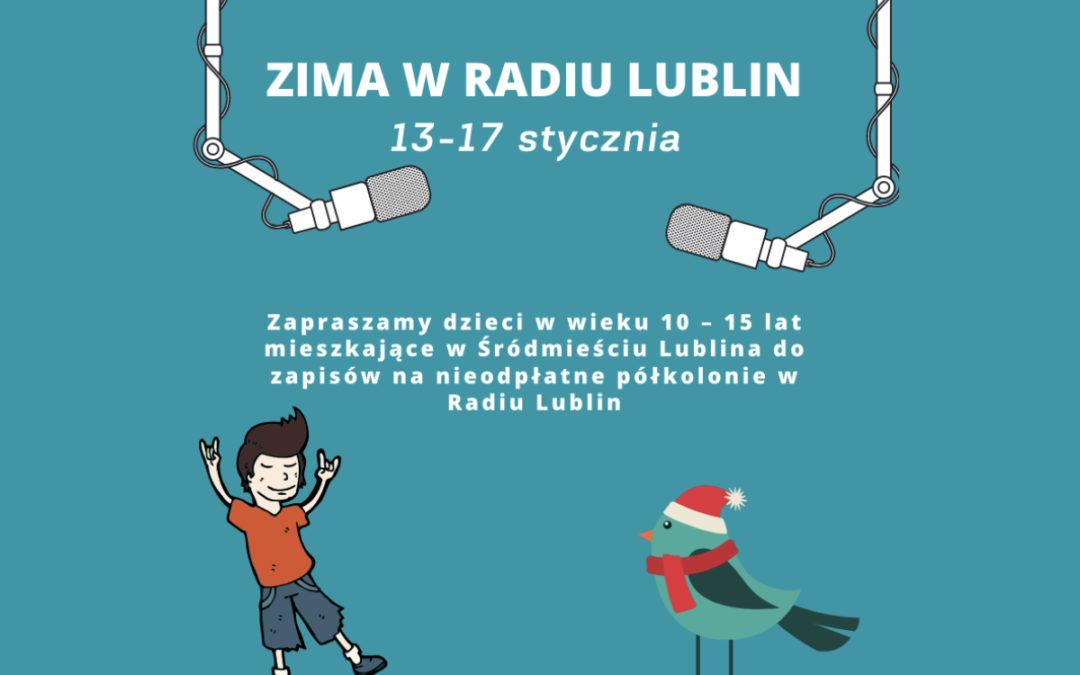 Zima w Radiu Lublin