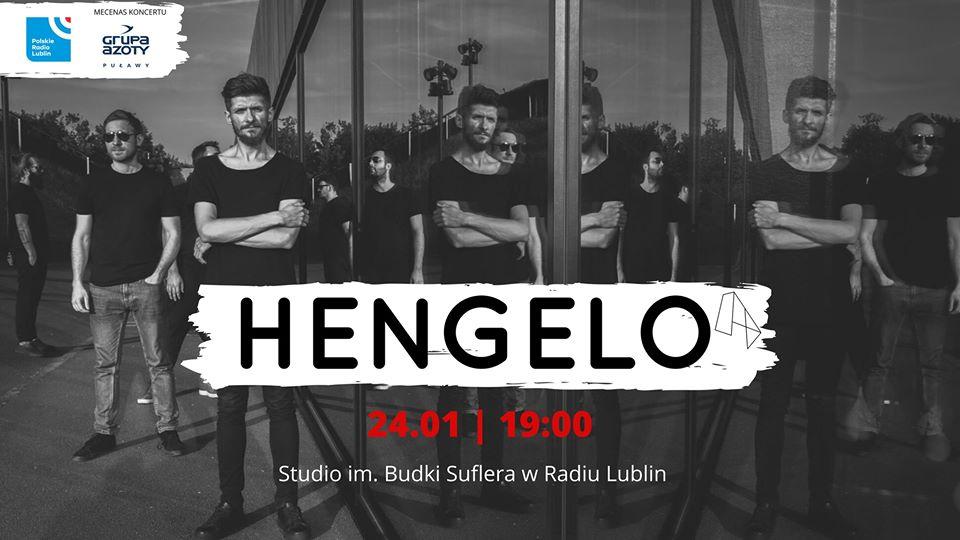 Radio Lublin zaprasza na koncert zespołu Hengelo