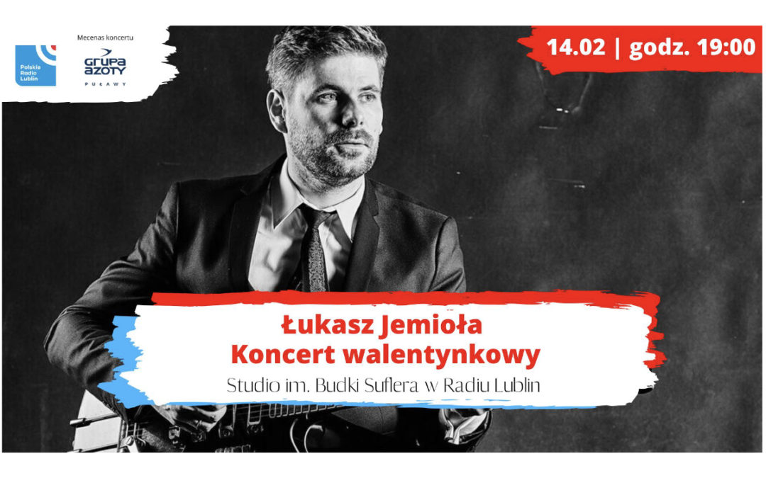 Łukasz Jemioła w Radiu Lublin