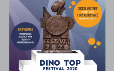 Dżem gwiazdą Dino Top Festival 2020!