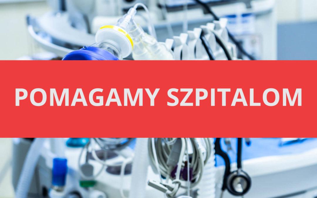 Polskie Radio Białystok pomaga szpitalom