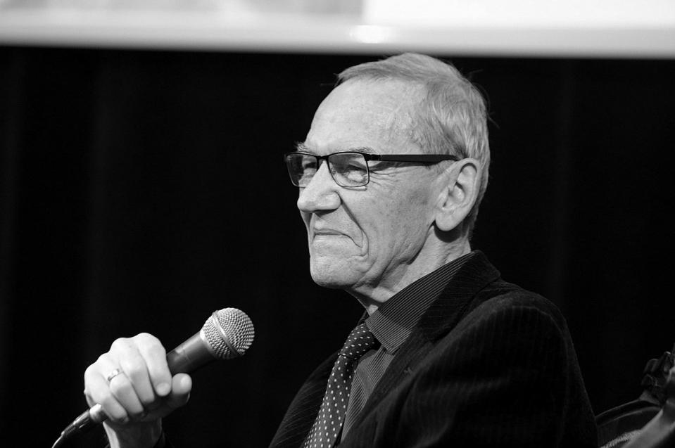Dziennikarz, redaktor Radia Kielce Bohdan Gumowski