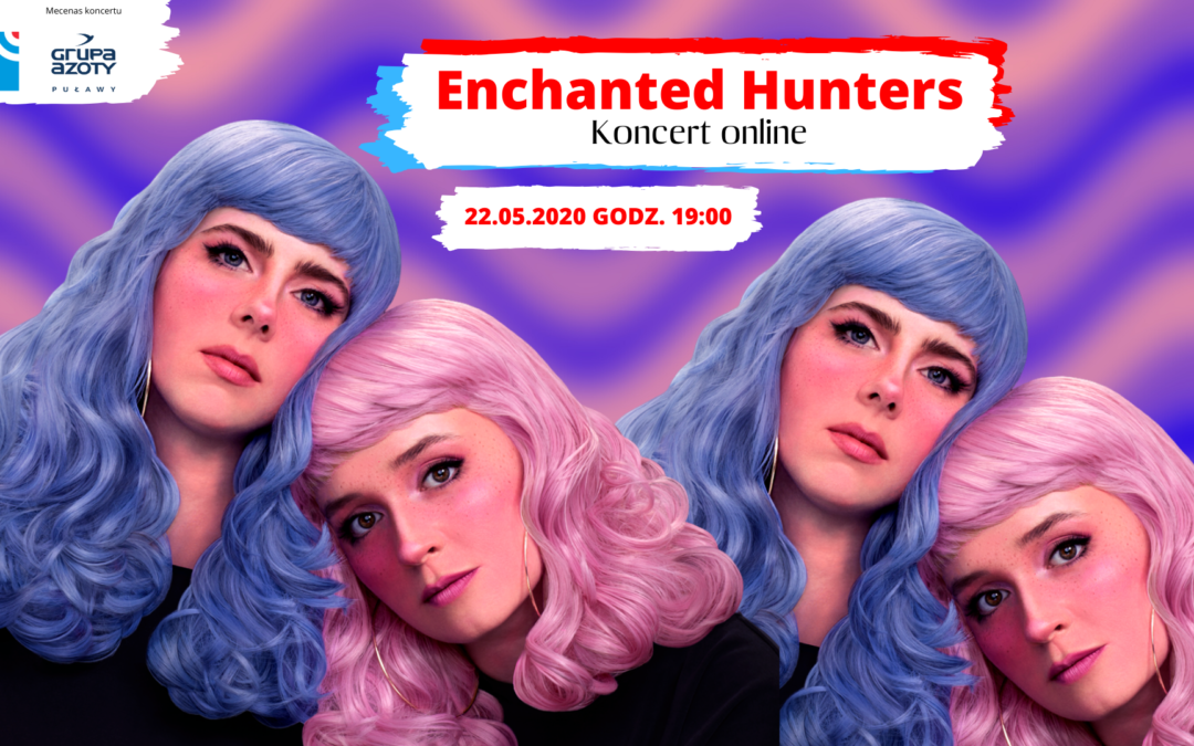 Enchanted Hunters w Radio Lublin
