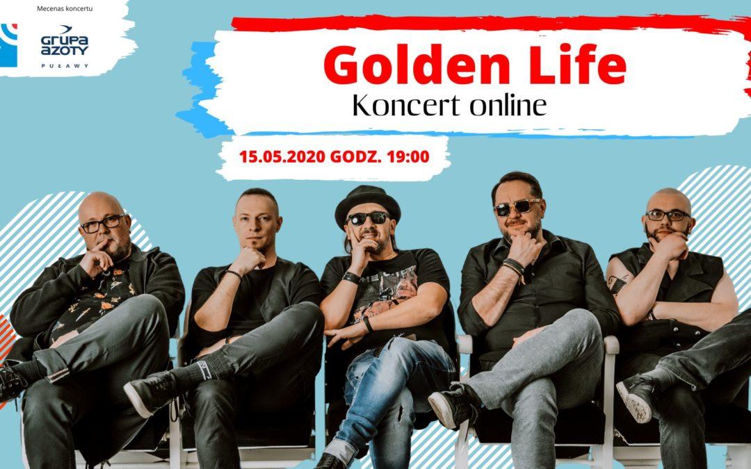 Radio Lublin zaprasza na koncert Golden Life